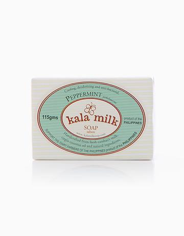 Peppermint Milk Soap by Kala Milk