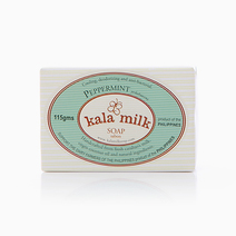 Peppermint Milk Soap by Kala Milk