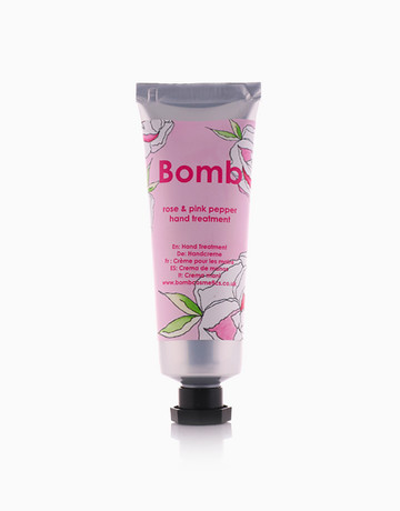 Rose & Pink Pepper Hand Treatment by Bomb Cosmetics