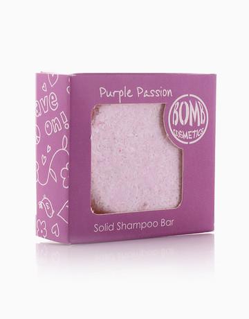 Purple Passion Shampoo Bar by Bomb Cosmetics