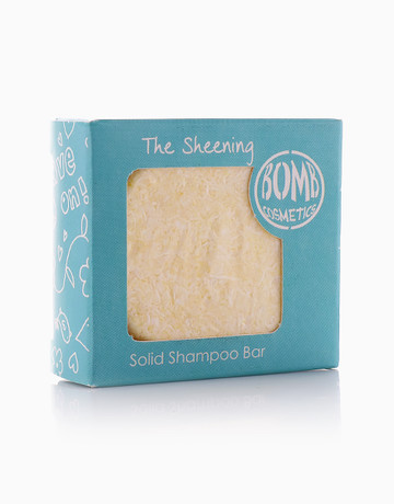 The Sheening Shampoo Bar by Bomb Cosmetics