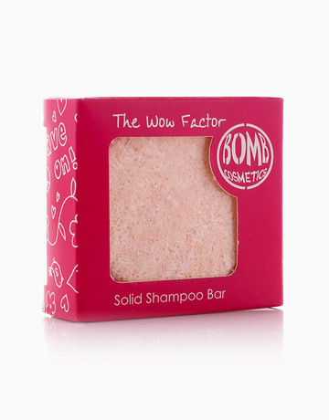The Wow Factor Shampoo Bar by Bomb Cosmetics