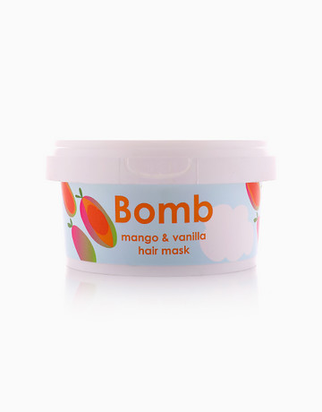 Mango & Vanilla Hair Mask by Bomb Cosmetics
