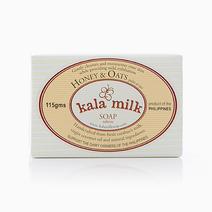 Honey & Oats Milk Soap by Kala Milk