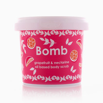 Grapefruit Body Scrub by Bomb Cosmetics
