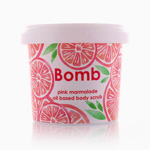 Pink Marmalade Body Scrub by Bomb Cosmetics