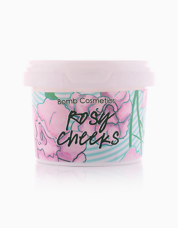 Rosy Cheeks Face Scrub by Bomb Cosmetics