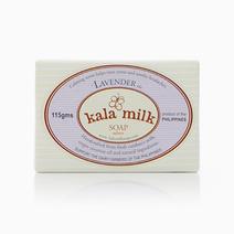 Lavender Milk Soap by Kala Milk