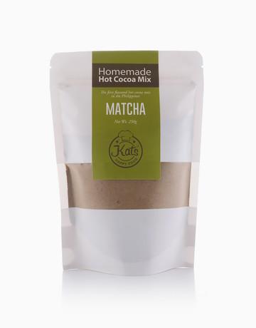 Matcha Chocolate Mix by Katshappyfood