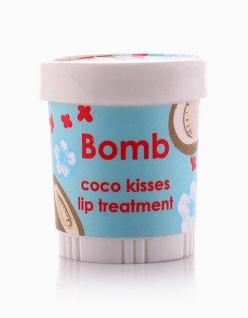 Coco Kisses Lip Treatment by Bomb Cosmetics