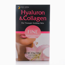Hyaluron and & Collagen Drink by Fine Japan
