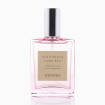 Rose Hibiscus Floral Mist by Seed & Tree in