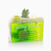 Green Toy Soaps by Bomb Cosmetics