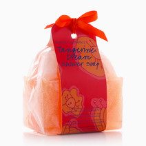 Tangerine Shower Soap by Bomb Cosmetics