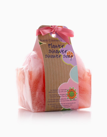 Flower Shower Soap by Bomb Cosmetics