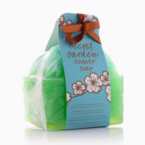 Secret Garden Shower Soap by Bomb Cosmetics