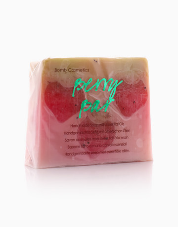 Berry Bar Soap Sliced by Bomb Cosmetics