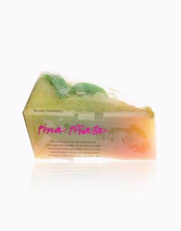 Pina Pinata Soap Cake by Bomb Cosmetics