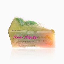 Pina Pinata Soap Cake by Bomb Cosmetics