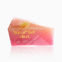 Two Stars Soap Cake by Bomb Cosmetics