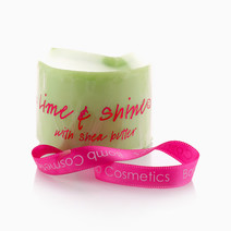 Lime & Shine Solid Shower Gel by Bomb Cosmetics