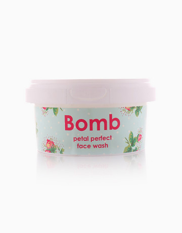 Petal Perfect Face Wash by Bomb Cosmetics