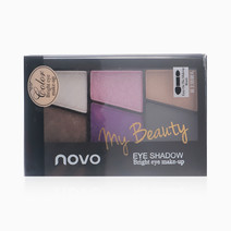 Crystal Eyeshadow Palette by Novo Cosmetics