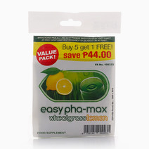 5+1 Wheatgrass Lemon Drink by Easy Pha-max