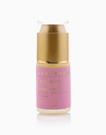 Rosehip Oil (30mL) by Lumiere Organiceuticals