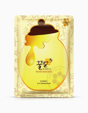 Honey Propolis Mask by Rorec