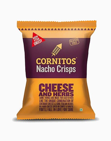 Nacho Cheese & Herbs (150g) by Cornitos Nacho Crisps