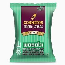 Nacho Crisps Wasabi (150g) by Cornitos Nacho Crisps
