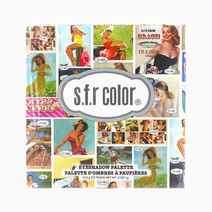 9 Color Eyeshadow Palette by SFR Color