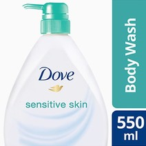 Sensitive Body Wash (550ml) by Dove