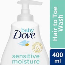 Sensitive Baby Wash (400ml) by Dove