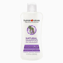 Strengthening Plus Rosemary Shampoo 96.5% Natural by Human Nature