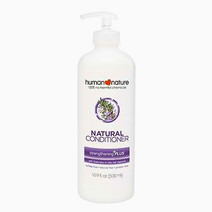 Human Nature Strengthening Plus Rosemary Conditioner 500ml | 99.7% Natural by Human Nature