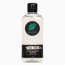 Tea Tree Scalp Care Shampoo by Zenutrients