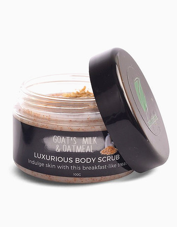 Luxurious Body Scrub by Zenutrients