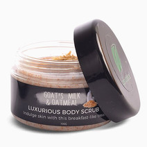 Luxurious Body Scrub by Zenutrients in