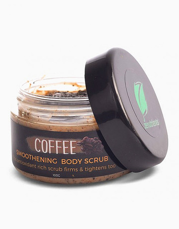 Coffee Body Scrub by Zenutrients