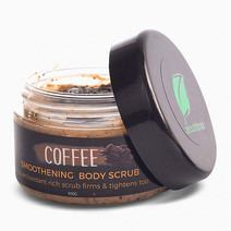 Coffee Body Scrub by Zenutrients in