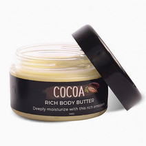 Rich Cocoa Body Butter by Zenutrients in