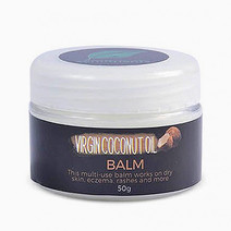 Solid VCO All-Natural, All-Around Balm by Zenutrients