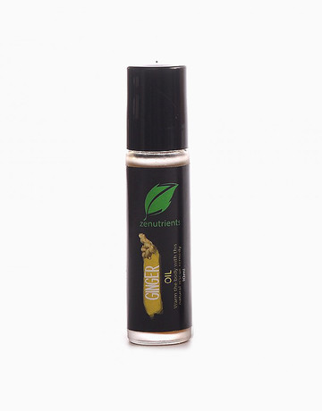 Ginger Rx Roll-On Oil by Zenutrients