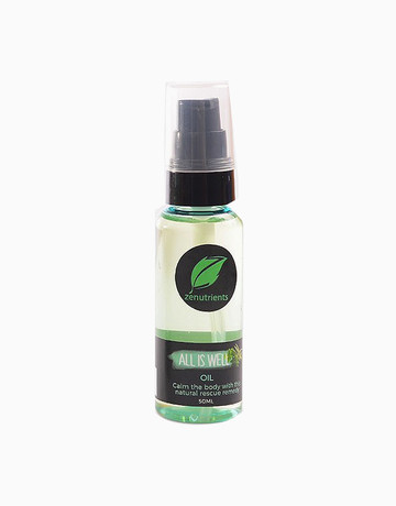 All Is Well Spray Oil by Zenutrients