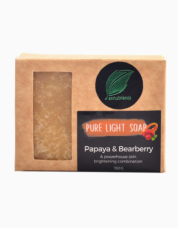 Pure Light Soap by Zenutrients
