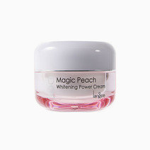 Magic peach whitening power cream