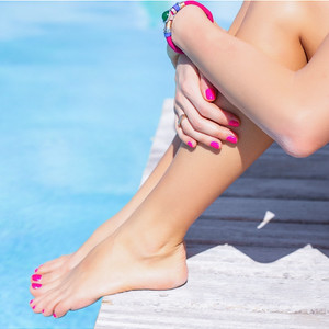 Ultimate Package: Mani-Pedi + Hand & Foot Spa + Paraffin by Cozy Nail Lounge