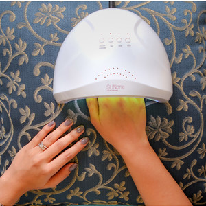 Gel Hands and Feet Treatment for Bullet-Proof Nails by Cozy Nail Lounge